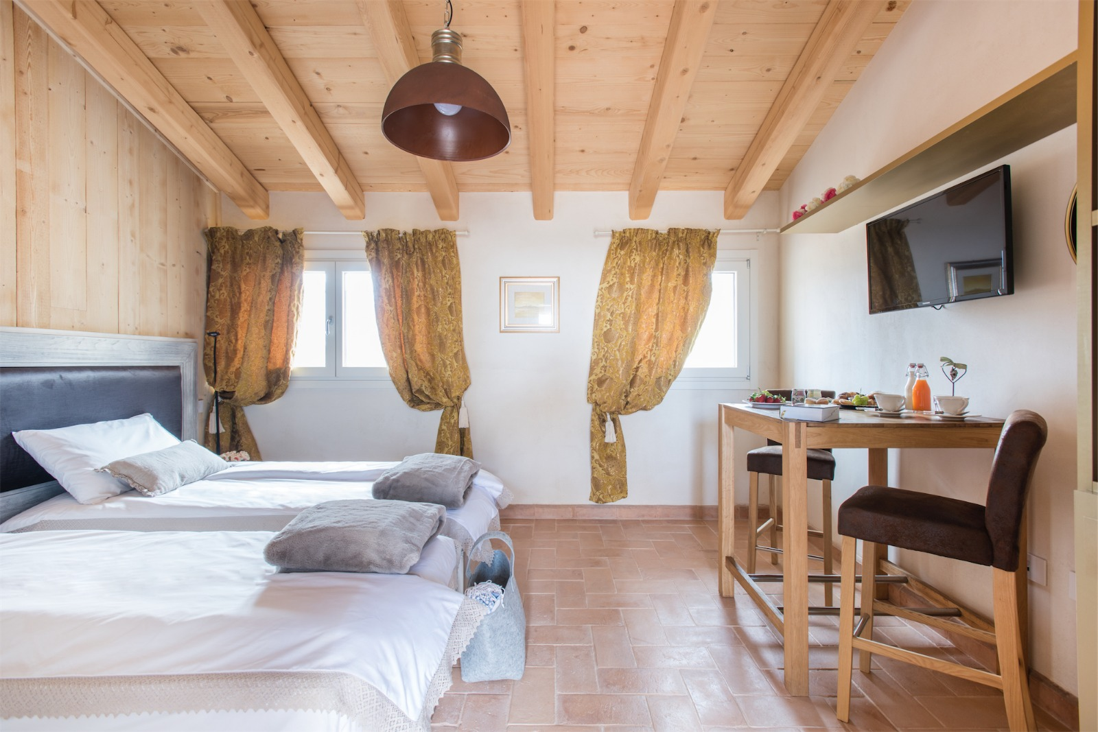 Maso Maroni Luxury Rooms - Olio